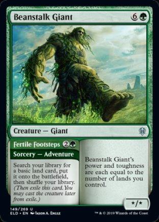 Beanstalk Giant | Throne of Eldraine