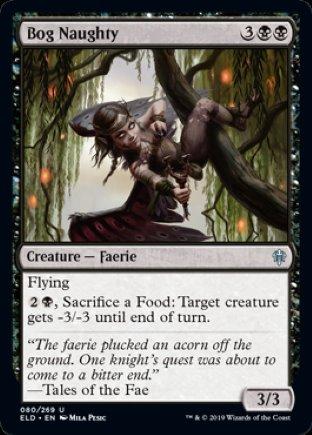 Bog Naughty | Throne of Eldraine
