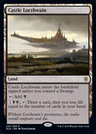 Castle Locthwain | Throne of Eldraine
