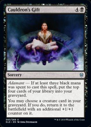 Cauldron's Gift | Throne of Eldraine