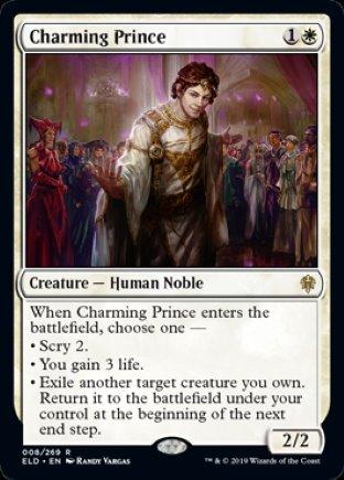Charming Prince   Throne of Eldraine