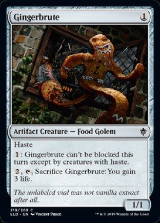 Gingerbrute | Throne of Eldraine