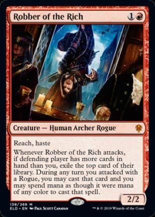 Robber of the Rich | Throne of Eldraine