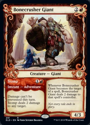 Bonecrusher Giant | Throne of Eldraine