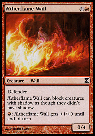 Ætherflame Wall | Time Spiral