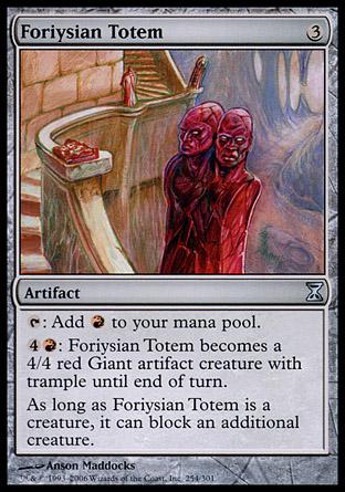 Foriysian Totem | Time Spiral