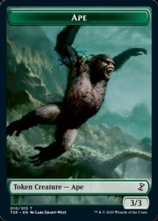 Ape token   Time Spiral Remastered