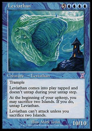 Leviathan | Time Spiral TS