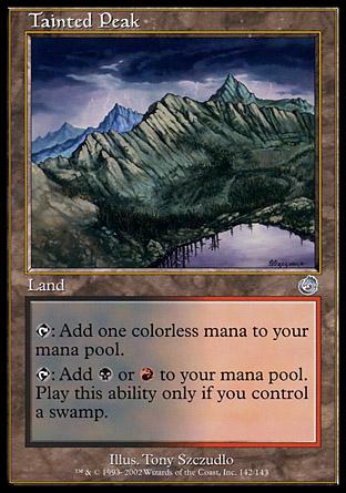 Tainted Peak | Torment