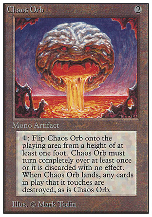 Chaos Orb | Unlimited
