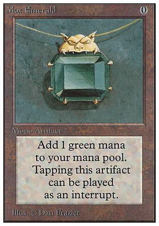 Mox Emerald | Unlimited