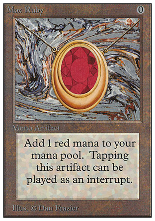 Mox Ruby | Unlimited