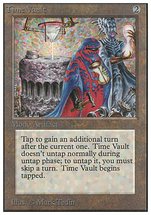 Time Vault | Unlimited