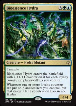 Bioessence Hydra | War of the Spark