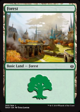 Forest | War of the Spark