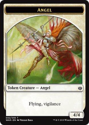 Angel token | War of the Spark