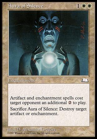 Aura of Silence | Weatherlight
