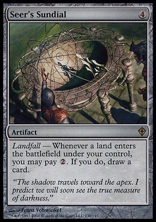 Seer's Sundial | Worldwake