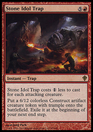 Stone Idol Trap | Worldwake