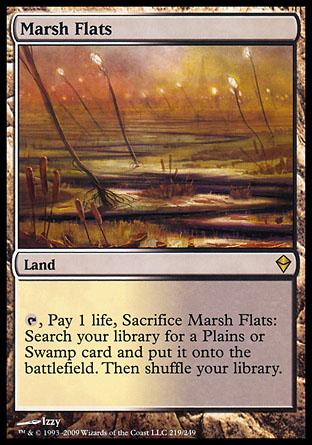 Marsh Flats | Zendikar