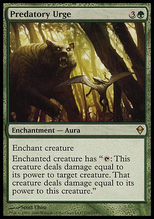 Predatory Urge | Zendikar