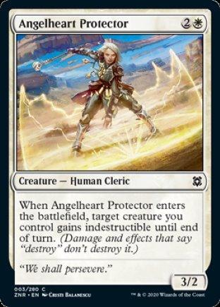 Angelheart Protector   Zendikar Rising