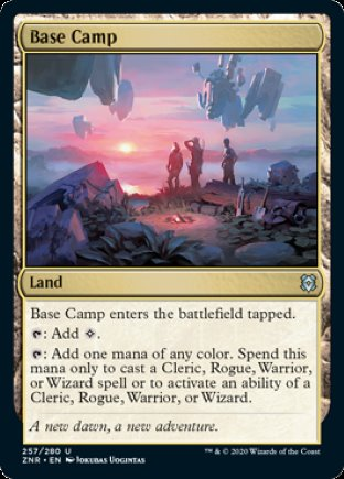 Base Camp | Zendikar Rising