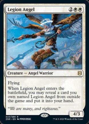 Legion Angel | Zendikar Rising