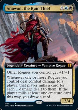 Anowon, the Ruin Thief   Zendikar Rising Commander