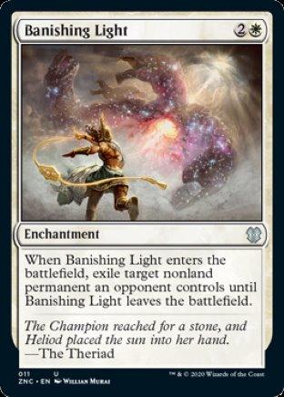 Banishing Light | Zendikar Rising Commander