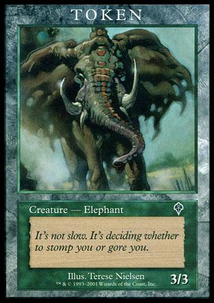 Elephant token | Promo Tokens