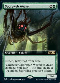 Sporeweb Weaver