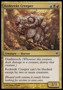 Kederekt Creeper